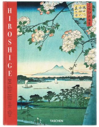 Hiroshige: One Hundred Famous Views of Edo (Japanese Woodblock Prints). Melanie Trede, Lorenz Richler.