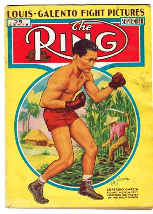 The Ring. World's Foremost Boxing Magazine: Vol. XVIII No. 8 - September, 1939. Nathaniel Fleischer.